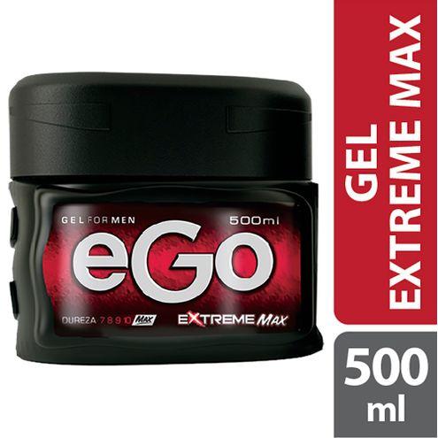 Comprar Gel Fijador Ego Extreme Max X 500ml