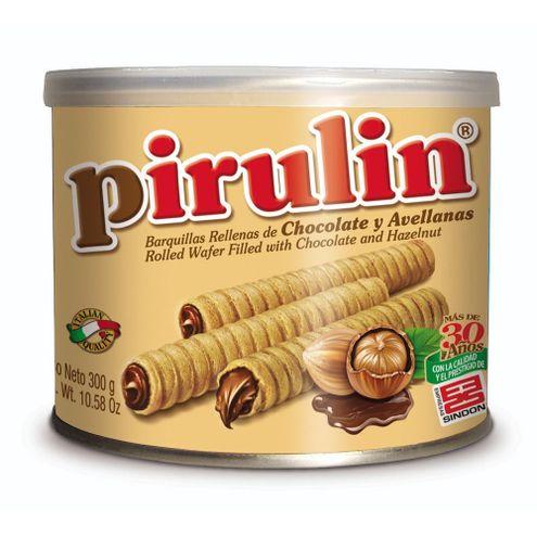 Comprar Barquillas Pirulin De Chocolate Y Avellana X 300g