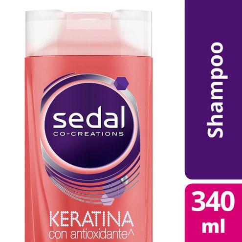 Comprar Shampoo Sedal Keratina Con Antioxidante X 340ml