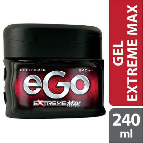 Comprar Gel Fijador Ego Extreme Max X 240ml