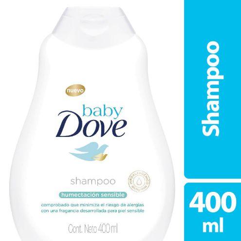 Comprar Shampoo Dove Baby Humectacion Sensible X 400ml