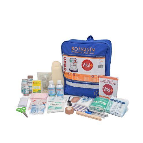 Comprar Botiquin Vital+ Primeros Auxilios Morral