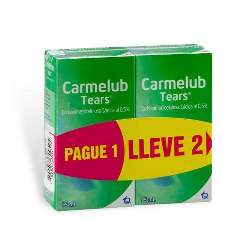 Comprar Carmelub Tears 0,5% X 2und X 15ml