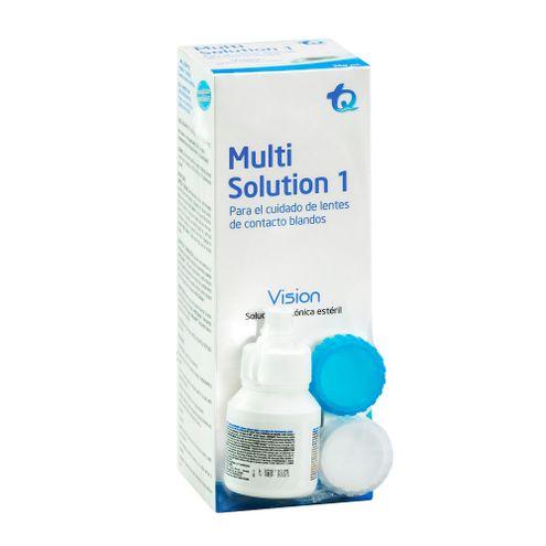 Comprar Solucion Limpiadora Lentes Multi Solucion 1 X 360ml