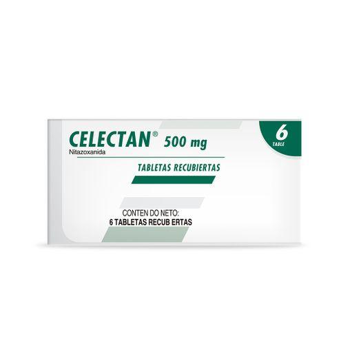 Comprar Celectan 500mg X 6 Tabletas Recubiertas