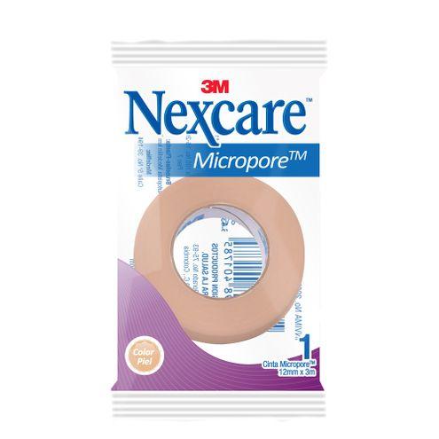 Comprar Micropore Nexcare Color Piel 12mm X 2.75mm