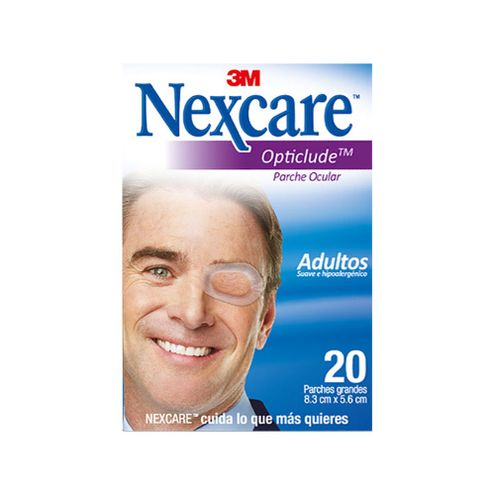 Comprar Parche Ocular Nexcare Adulto X 20und