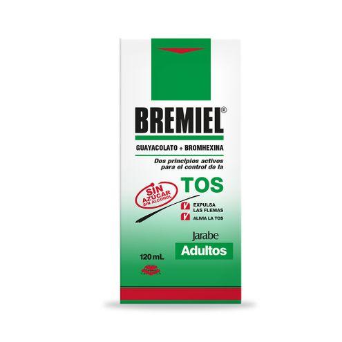 Comprar Bremiel Jarabe Adultos X 120ml