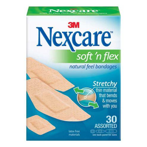 Comprar Curas Nexcare Softn Flex X 30und