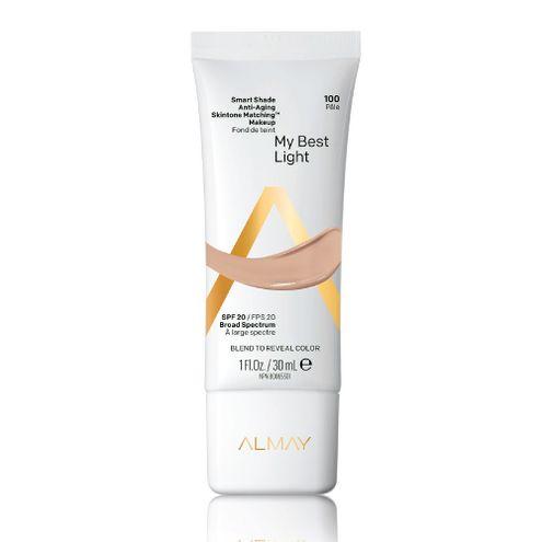 Comprar Base Almay Smart Shade Anti Aging 100 Light