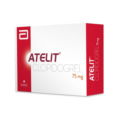 Comprar Atelit 75mg Caja X 28 Tabletas Recubiertas