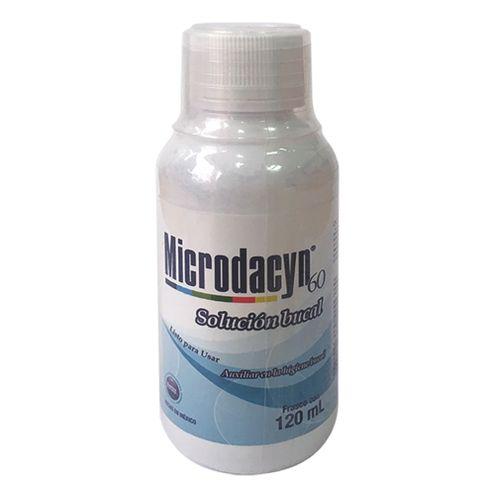 Comprar Solucion Bucal Microdacyn 60 X 120ml