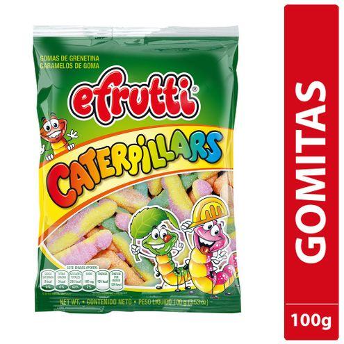 Comprar Gomas Caterpillar Efrutti X 100g