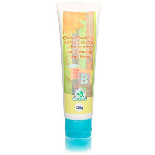 Comprar Crema Protectora Labfarve Con Calendula Para Bebe X 120g