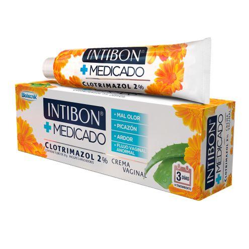 Comprar Crema Vaginal 2% Intibon Medicado X 20g - Crema Vaginal 2% Intibon Medicado X 20g