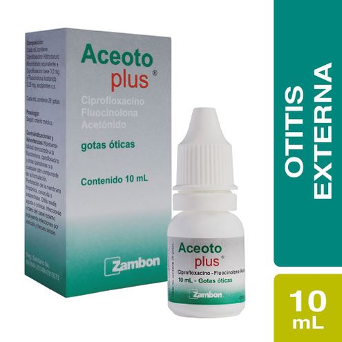 Comprar Aceoto Plus Gotas X 10ml