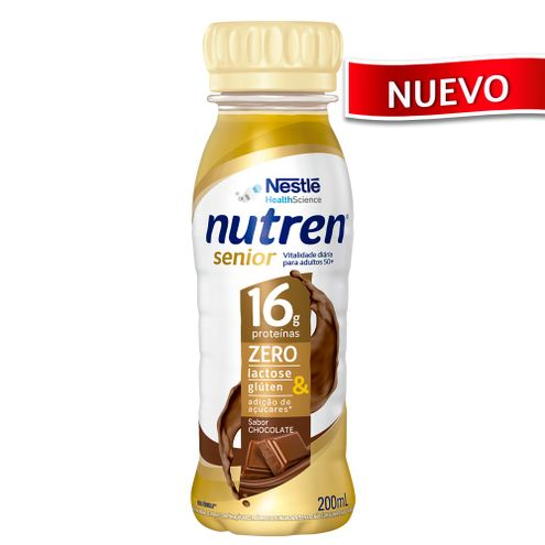 Comprar Nutren Senior Chocolate Frasco X 200ml