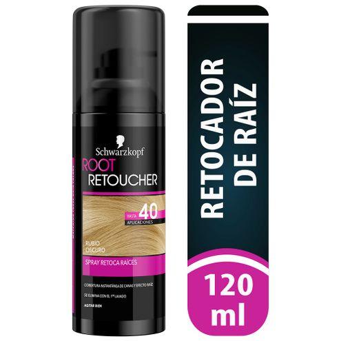 Comprar Retocador Root Retoucher Rubio Oscuro Spray