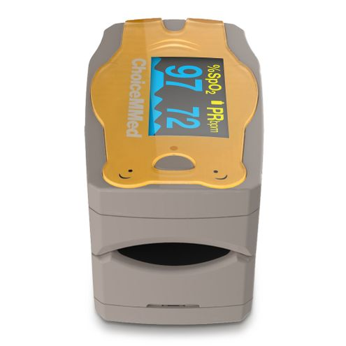 Comprar Oxywatch Pulsoximetro Pediatrico Oso