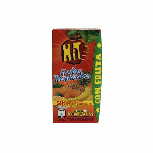 Comprar Jugo Hit Frutas Tropicales X 200ml