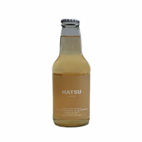 Comprar Soda Hatsu Uva Blanca & Romero X 300ml