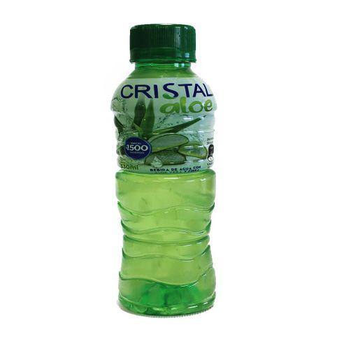Comprar Agua Cristal Aloe Vera X 330ml