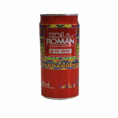 Comprar Gaseosa Kola Roman Pickola Parrandera X 235ml