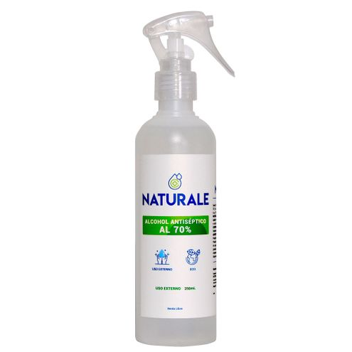 Comprar Alcohol Naturale Antiseptico Spray 70% X 250ml