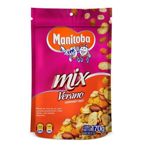 Comprar Mix Manitoba Verano X 170g