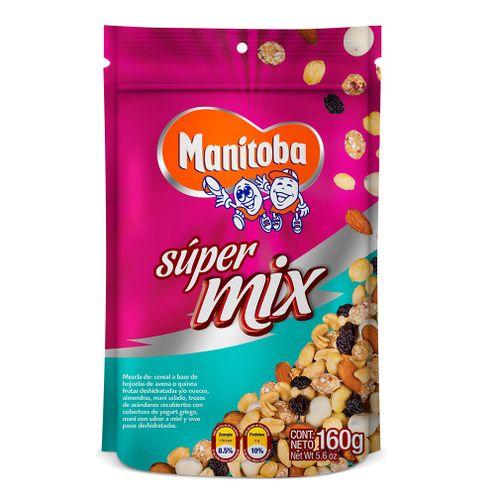 Comprar Mix Manitoba Super Mix X 170g