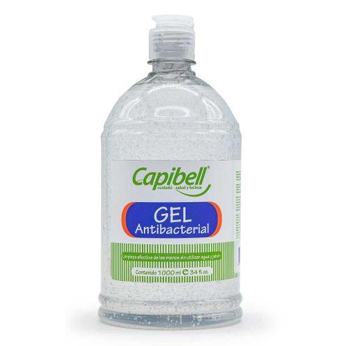 Comprar Gel Antibacterial Capibell X 1000ml