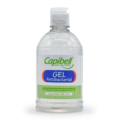 Comprar Gel Antibacterial Capibell X 500ml
