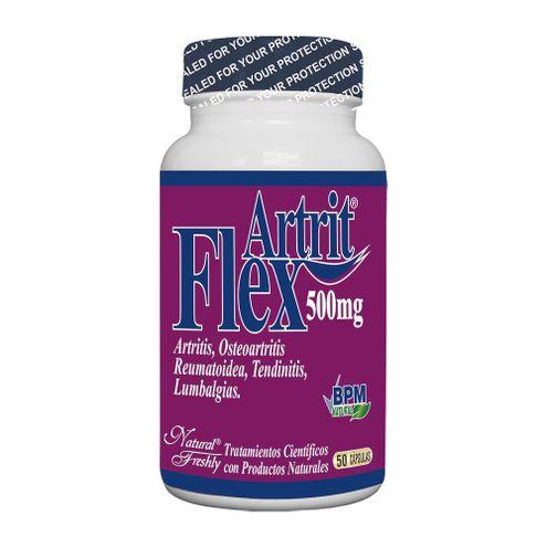 Comprar Artritflex 500mg X 50 Capsulas