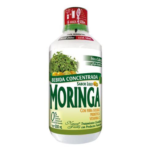Comprar Bebida Moringa Natural Freshly Lulo Pague 360ml Lleve 500ml