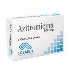 7703153039325_1_AZITROMICINA-COLMED-500MG-X-3-CAPSULAS-DURAS
