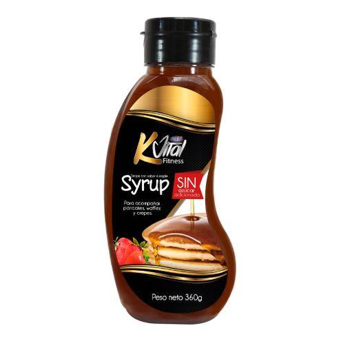 Comprar Salsa Syrup Kvital Fitness X 360ml