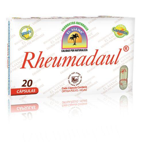 Comprar Rheumadaul Caja X 20 Capsulas