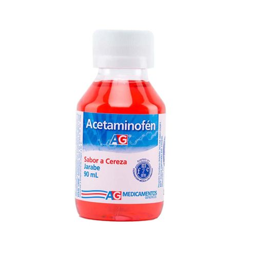 Comprar Acetaminofen Jarabe Ag X 90ml