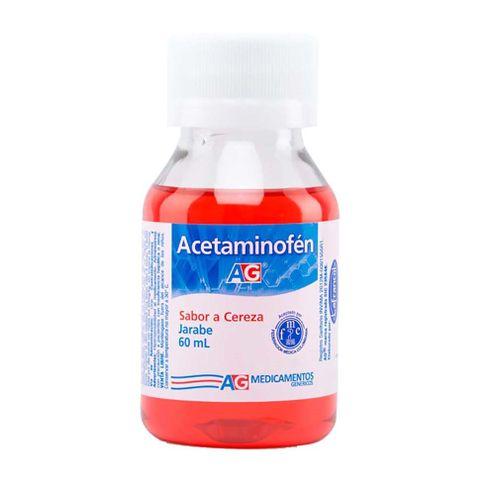 Comprar Acetaminofen Jarabe Ag X 60ml