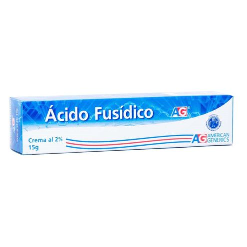 Comprar Acido Fusidico Crema 2% Ag X 15gr