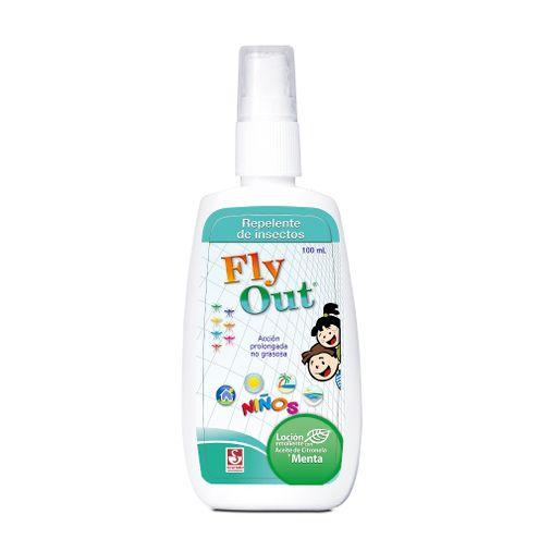 Comprar Repelente De Insectos Fly Out Niños X 100ml