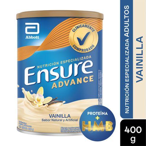 8427030004549_1_ENSURE-ADVANCE-VAINILLA-TARRO-X-400GR
