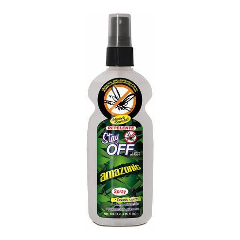 Comprar Repelente Stay Off Spray Amazonic X 120ml
