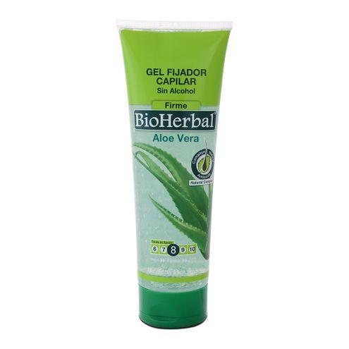 Comprar Gel Bioherbal Fijador Firme Aloe Vera X 250g