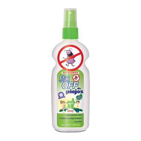 Comprar Repelente Stay Off Piojos X 120ml