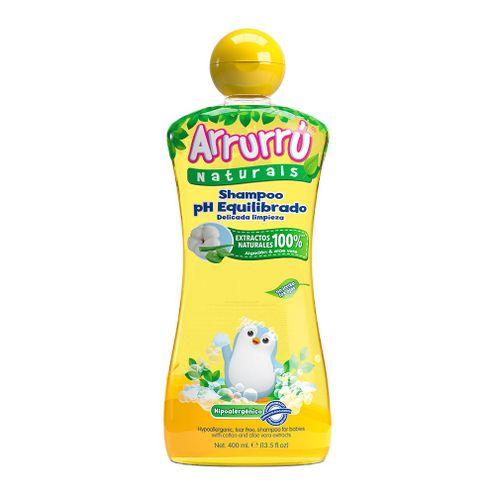 Comprar Shampoo Arrurru Naturals Ph Equilibrio X 400ml