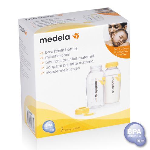 Comprar Botella Recolectora Medela 250ml X 2und