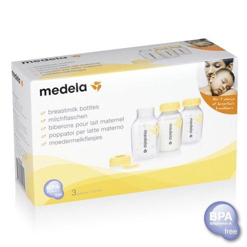Comprar Botella Recolectora Medela 150ml X 3und