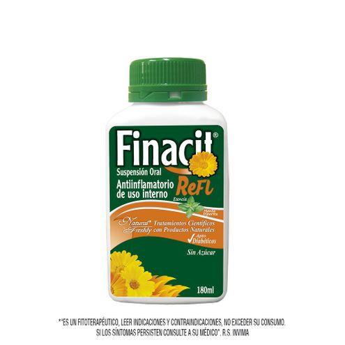 Comprar Finacit Refl Suspension Oral Sin Azucar X 180ml