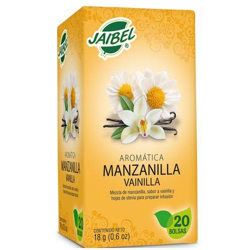 Comprar Aromatica Jaibel Manzanilla Vainilla X 20und